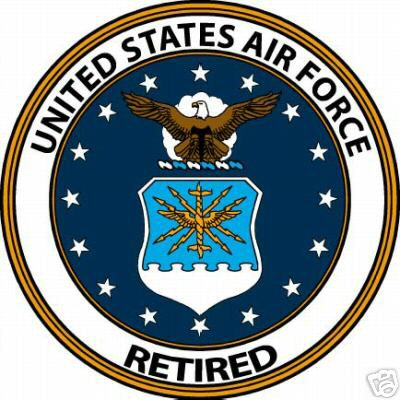 Retired US Air Force
